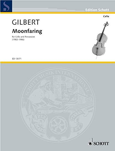 9780001146907: Moonfaring (for cello and percussion)