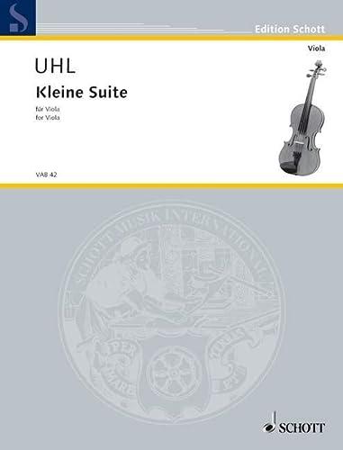 9780001151611: Kleine Suite - Viola - Book