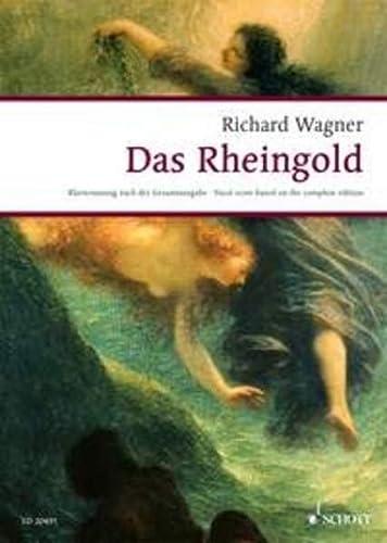 9780001154094: Das Rheingold WWV 86 - Der Ring des Nibelungen - vocal/piano score - ED 20491