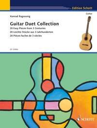 9780001172470: Guitar Duet Collection: 20 Easy Pieces from 3 Centuries