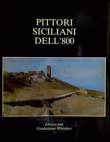 9780001176454: Pittori siciliani dell'800