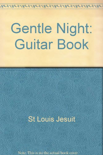 9780001178519: Gentle Night: Guitar Book