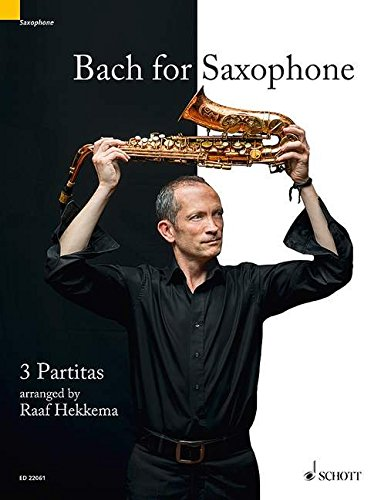 9780001201347: Bach For Saxophone - BOOK