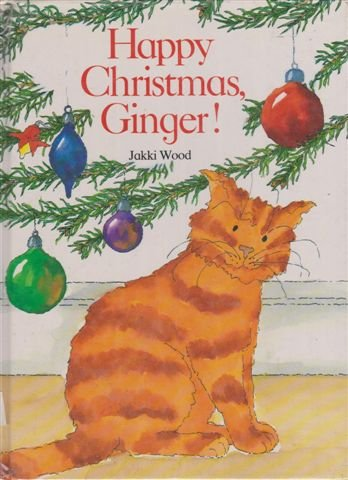 9780001201682: Happy Christmas, Ginger!
