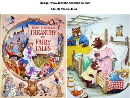 9780001203013: Hilda Boswell's Treasury of Fairy Tales