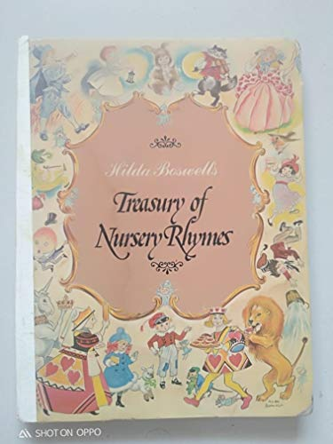 Treasury of Nursery Rhymes (0001203029) by Hilda Boswell