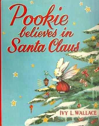 9780001221079: Pookie Believes in Santa Claus