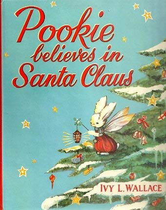 9780001221079: Pookie Believes in Santa Claus