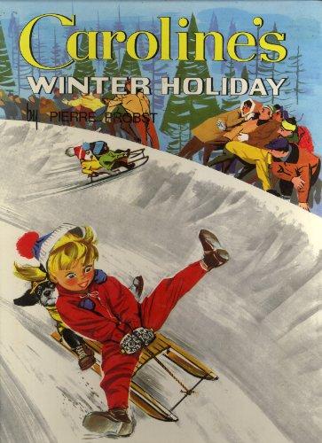 9780001222069: Caroline's Winter Holiday
