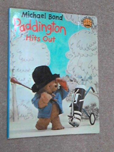 9780001232068: Paddington Hits Out (Colour Cubs)