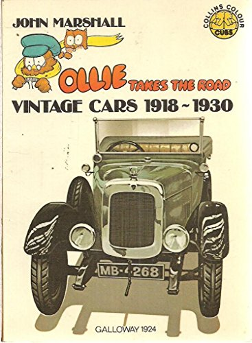 9780001232501: Ollie Takes the Road (Colour Cubs S)