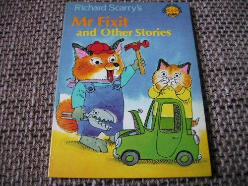9780001232709: Mr. Fixit and Other Stories (Colour Cubs)