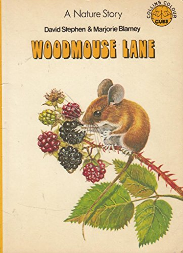 9780001232846: Woodmouse Lane (Colour Cubs S.)