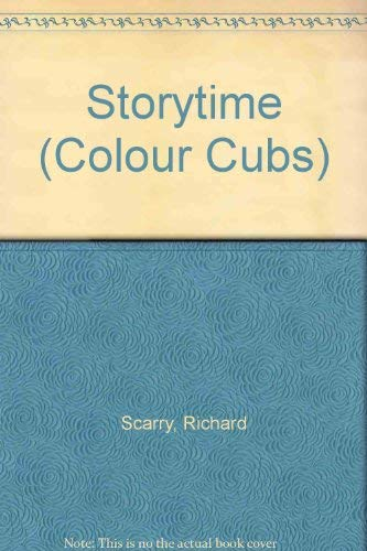 9780001233171: Storytime (Colour Cubs)