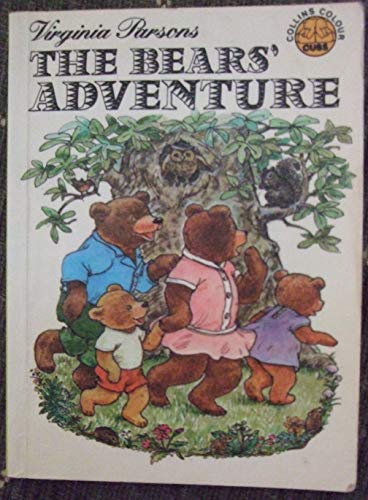 9780001233805: Bears Adventure (Colour Cubs S.)