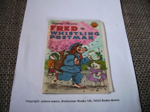 9780001233812: Fred the Whistling Postman (Colour Cubs S)