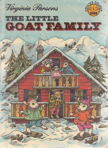 9780001233829: Little Goat Family (Colour Cubs S)