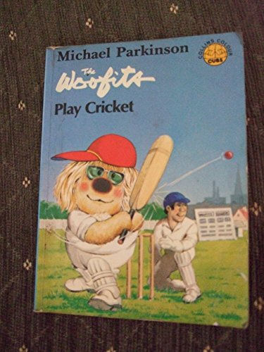 9780001235274: Woofits Play Cricket (Colour Cubs)