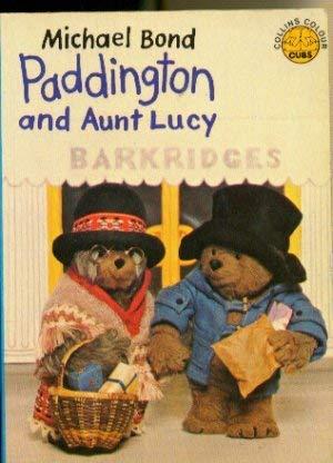 9780001235410: Paddington and Aunt Lucy (Colour Cubs)