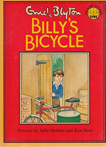9780001237346: Billy's Bicycle (Colour Cubs)