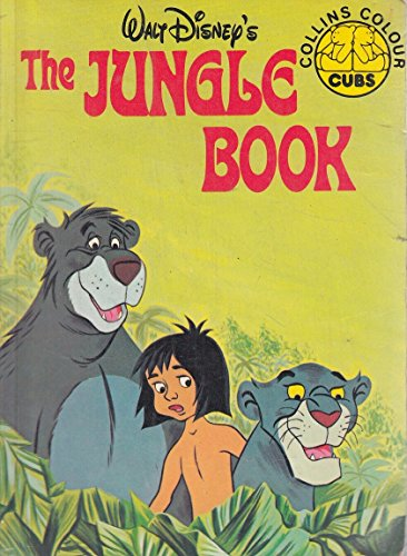 9780001237445: Jungle Book (Colour Cubs)