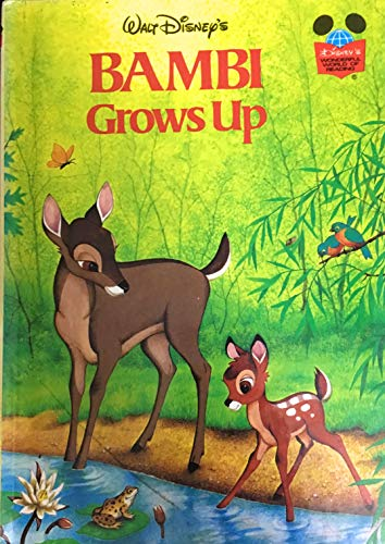 9780001237452: Bambi Grows Up (Colour Cubs)
