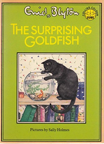 9780001237544: Surprising Goldfish (Colour Cubs)