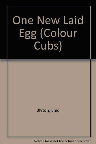 9780001237773: One New Laid Egg (Colour Cubs)