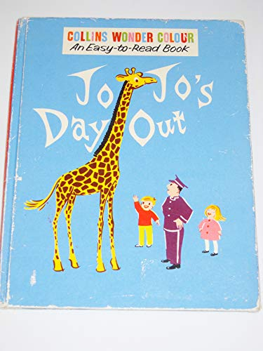 9780001251304: Jo Jo's Day Out (Wonder Colour Books)