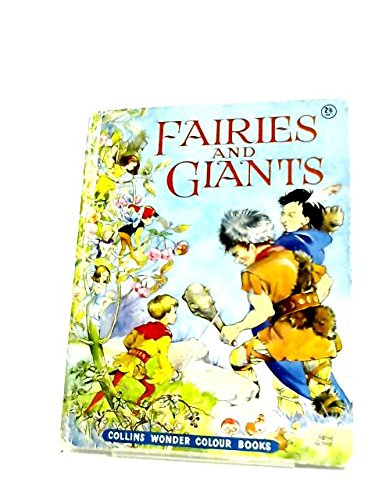 9780001251441: Fairies and Giants (Wonder Colour Books)