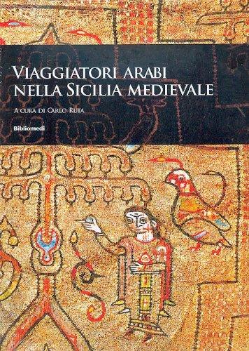 9780001276529: viaggiatori arabi nella sicilia medievale