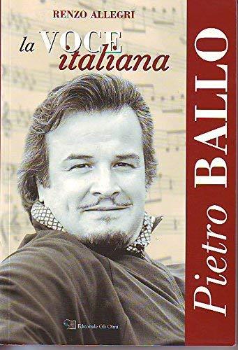 9780001278691: pietro ballo la voce italiana