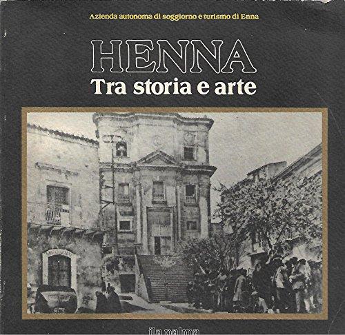 9780001287501: henna tra storia e arte