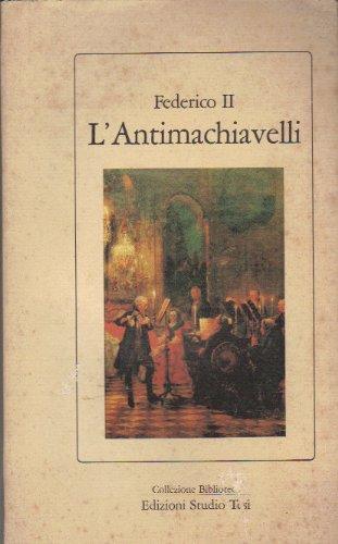 9780001292932: federico II l' antimachiavelli