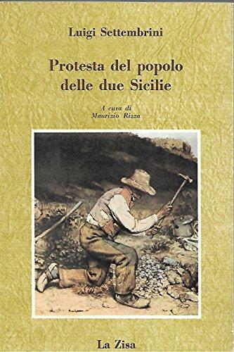 9780001293045: protesta del popolo delle due sicilie
