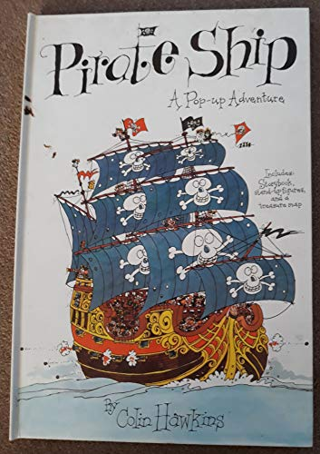9780001360051: Pirate Ship: A Pop-up Adventure