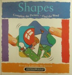 9780001360143: Shapes (Zuzzle Puzzle)
