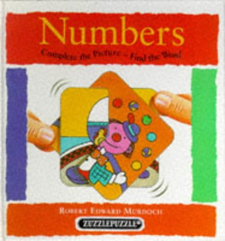 9780001360167: Numbers (Zuzzle Puzzle)