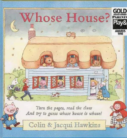 9780001360211: Whose House?