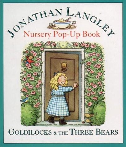 9780001360303: Three Bears and Goldilocks: Nursery Pop-up Book