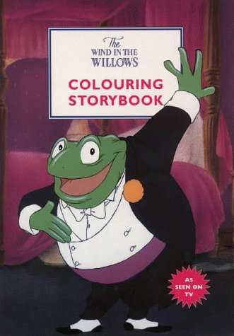 9780001360327: The Wind In The Willows Colouring StoryBook