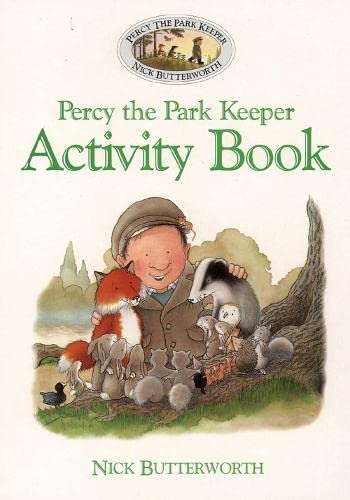 9780001360402: Percy the Park Keeper - Activity Book