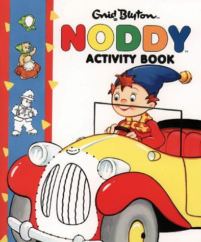 9780001360549: Noddy Activity Book