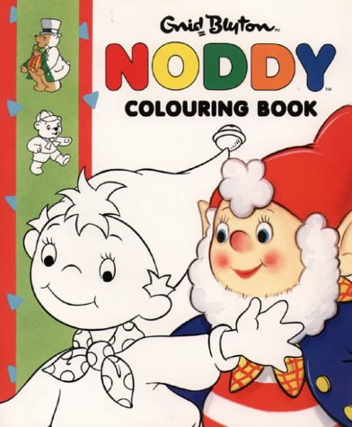 9780001360556: Noddy Colouring Book