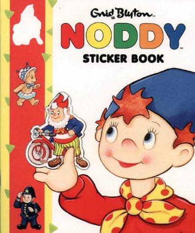 9780001360563: Noddy Activity Books - Noddy Sticker Book