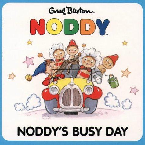 9780001360587: Noddy's Busy Day