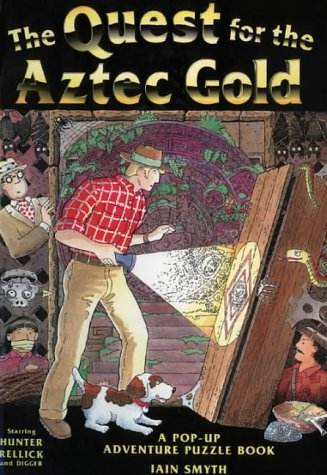 9780001360723: Pop-Up Book : The Quest for the Aztec Gold