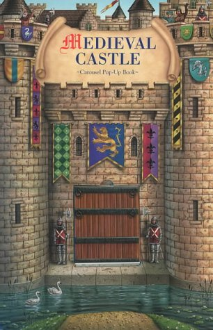 9780001360778: Medieval Castle: A Carousel Pop-Up Book