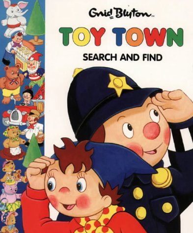 9780001360808: Toy Town Search and Find (Noddy)