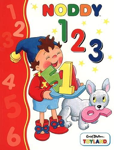 9780001360853: Noddy 1-2-3 (Learn with Noddy)